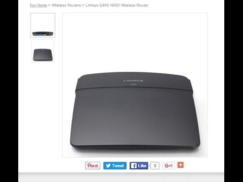 Emisión en directo de S. TEC Configurar router Linksys E900 cambiado dd-wrt.e900