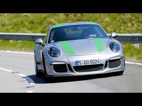 Chris Harris Drives: Porsche 911R Vs Peugeot 205 Rallye | Top Gear | BBC