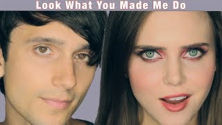 Taylor Swift - Look What You Made Me Do (Tiffany Alvord & Future Sunsets Cover)