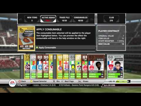 FIFA 12 Ultimate Team | Pack Attack Ep. 4 | EA is the BEST!