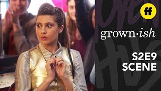 grown-ish Season 2, Episode 9 | Nomi Goes to an LGBT+ Event | Freeform