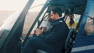 Can an Airline Pilot fly a Helicopter ?