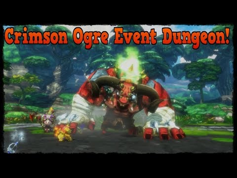 Crimson Ogre Event Dungeon! Epic Minion Rewards! [Happy Dungeons]