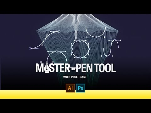 How to Use the Pen Tool with Paul Trani | Adobe Creative Cloud
