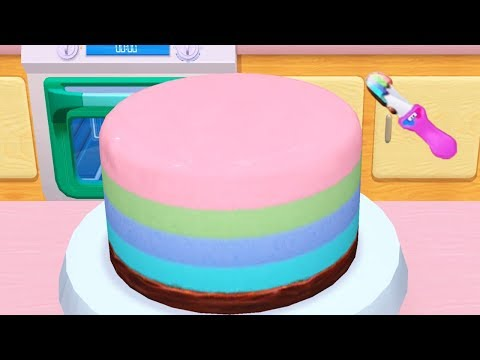 Learn How To Make Cakes - My Bakery Empire Kids Game | Kids Fun Bake, Decorate, Serve Cakes