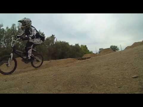 Backyard BMX Track Edit-Radioactive