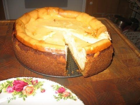 Marjorie's     Cheese Cake -  New York Style
