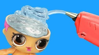 Download 13 Clever LOL Surprise Dolls Hacks And Crafts Video