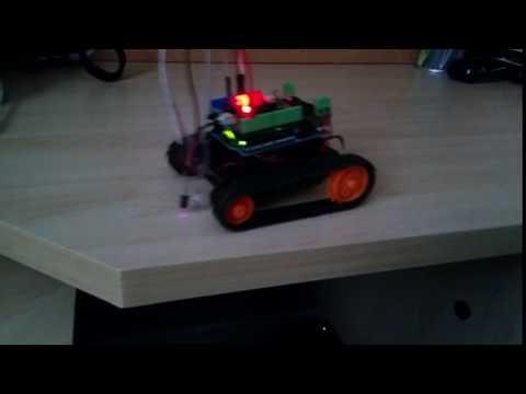 Autonomous Robot - Edge Detection