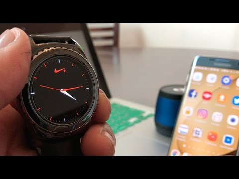 How To Put Videos On Your Samsung Gear S2!