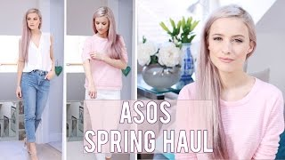 ASOS Haul, Unboxing and Try On | Inthefrow