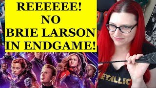 Download SJW Meltdown Over Endgame Cut WITHOUT Brie Larson! Video