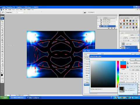 Photoshop cs3 Picture making (not a tutorial)