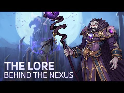 The Lore Behind the Nexus – Heroes of the Storm