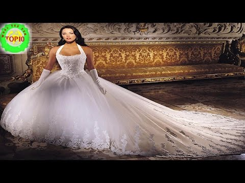 Two In One Wedding Dresses Tutorial Adjust The Long Skirt To Short