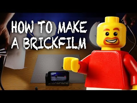 How to Make a Lego Animation (Brickfilm)