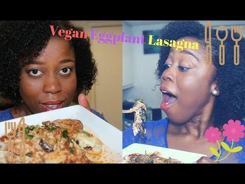 Episode 30: Eggplant Lasagna!