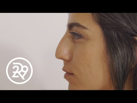 One Woman Gets Real About Her Nose   Get Real   Refinery29