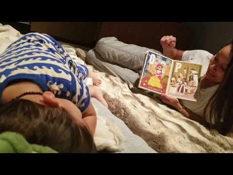 Bodhi at 19 months - Alphabet