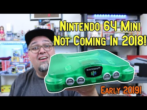 N64 Mini NOT IN 2018! Nintendo Files Trademark For Nintendo 64, But what Does It Mean?