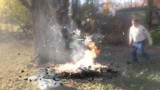 Unexpected Dangers Of Deep Fat Frying A Cajun Turkey