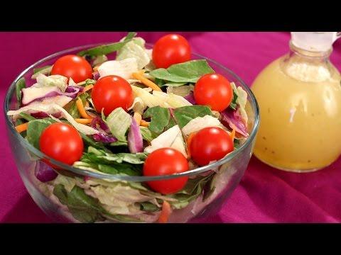 Honey Lime Salad Dressing Recipe - Amy Lynn's Kitchen