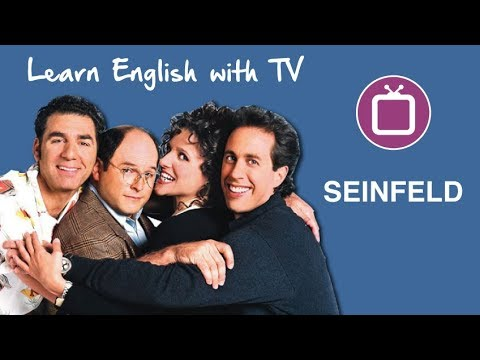 Learn English with TV Series: Seinfeld