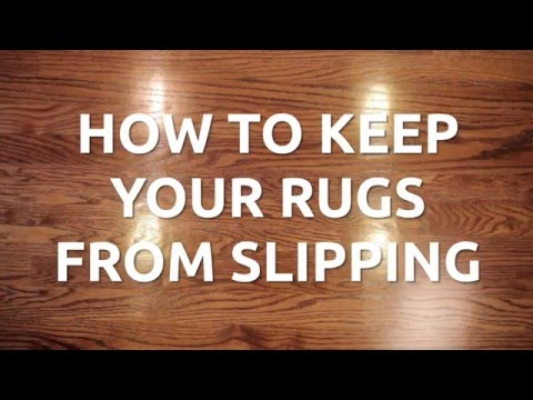 RugLock Tutorial | How To Keep Your Rugs From Slipping