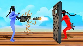 BEST STICK FIGHT BATTLE ROYALE GAME! - Totally Accurate Battlegrounds