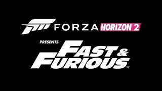 Credits - Forza Horizon 2 Presents Fast & Furious