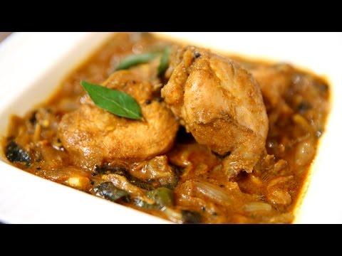Chicken Curry - South Indian Style Recipe   Quick And Easy   Masala Trails