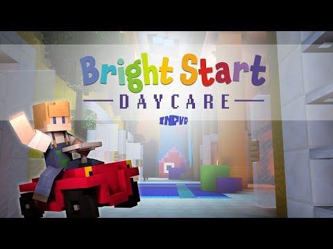 Bright Start Minecraft Daycare - Roleplay (Trailer)
