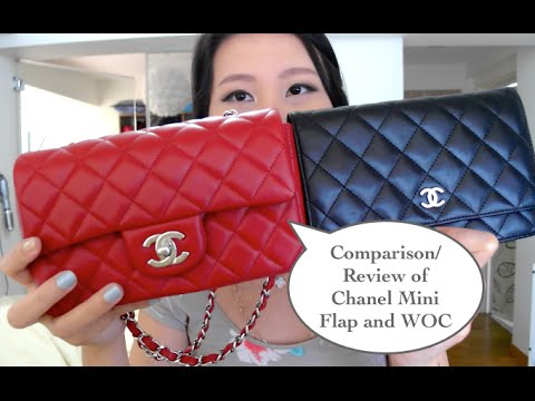 Chanel Mini Flap Unboxing - Chanel Mini Crossbody Flap Bag 12a261ef1bbab