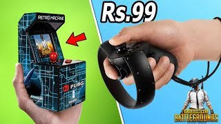 5 Amazing Gadgets On Amazon & Aliexpress    Monster Gun Rs 99 to 500 rupees & 10K You Must Have