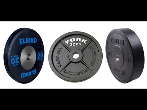 Metal weights vs Bumper Plates: Which one Should you BUY and WHY?