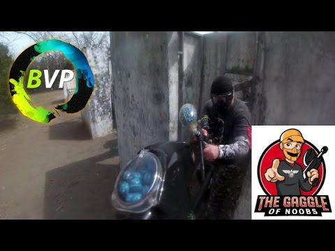 Skyline Paintball/Gaggle of Noobs, For Mother Russia Charge, Smoke Fails and More