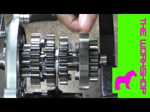 Undercutting gears - Part 2
