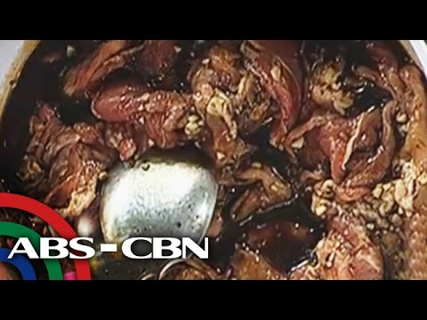 How to cook 'Tapang Taal'?