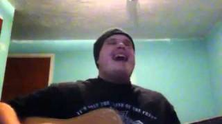 Tedd Martin- In My Blood (bsc Cover)