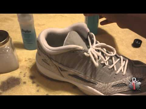 How to Clean A Shoe Sock-liner