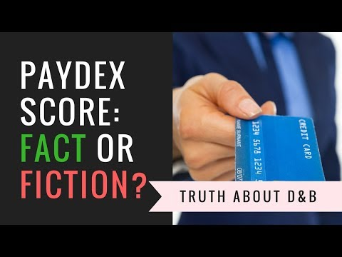 DUNS Number: Why do you need it? Cold Truth About Paydex Scores
