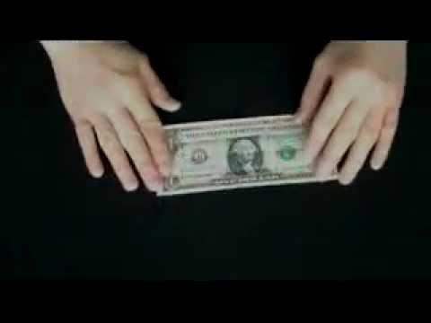 Money Origami 8 Scorpion   YouTube