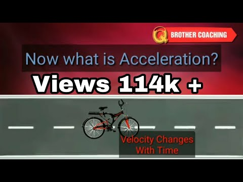 Speed,Velocity and Acceleration For kids|Physics