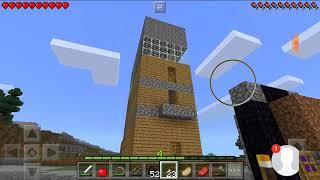 HNT xây nhà bằng Da Minecraft HNT bình luận game siêu hài hước   HNT CHANNEL Tập 39