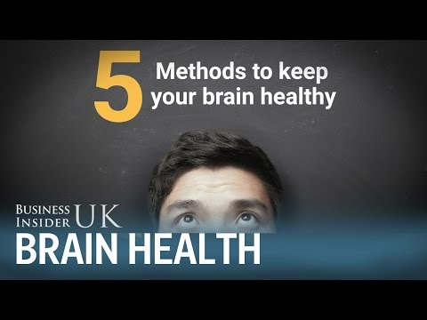 A neuroscientist explains the 5 most effective methods to keep your brain healthy