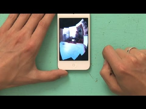 How to Combine Pictures on an iPod Touch : iPod & iPod Touch Tips