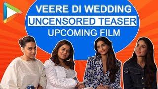 "Kareena Kapoor Khan: ""I keep asking Saif all the time that…"" | TEASER | Swara | Sonam | Shikha"