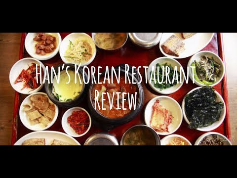 Han's Korean Restaurant Review - Affordable Korean Restaurant In Davao City