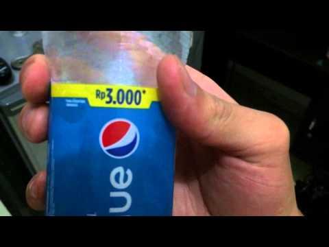 Pepsi Blue is Blue