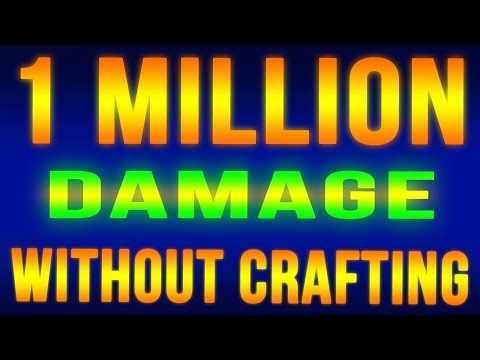 Skyrim BEST Shout: 1,000,000 Damage Weapons (NO CRAFTING)!